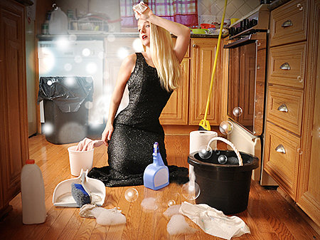 woman-star-do-cleaning